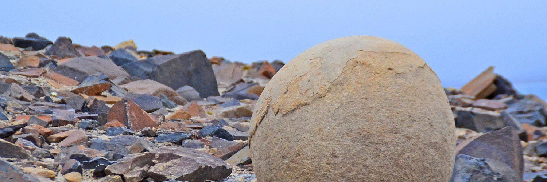 Die geheimnisvollen Steinkugeln von Franz Josf Land
