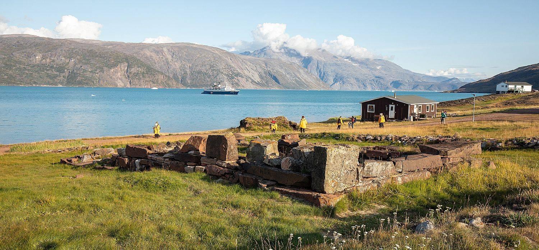 Süd-Grönland Reise-ULTRAMARINE-Fjord