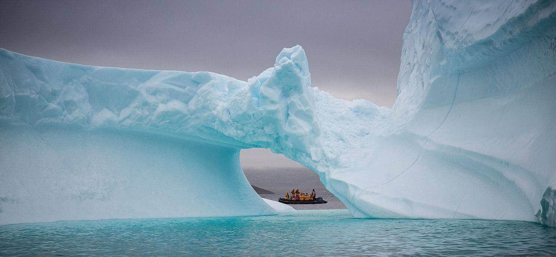 Süd-Grönland Reise