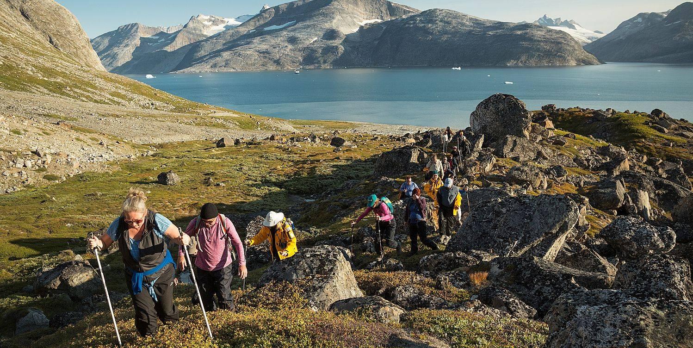 Süd-Grönland Reise-Wanderung-ULTRAMARINE