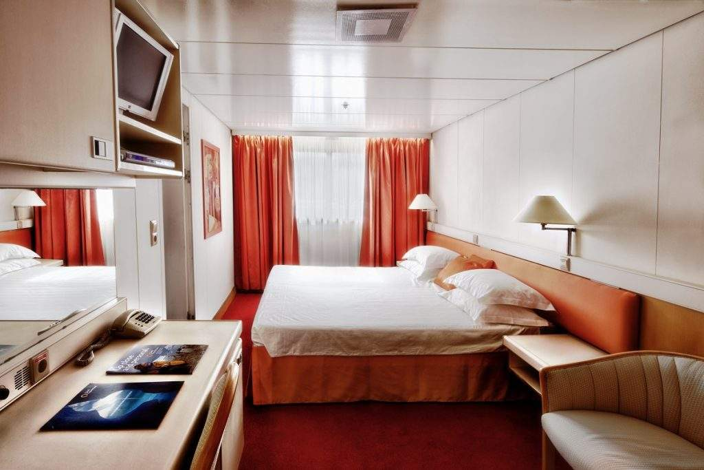 Suite Cabin Ocean Diamond