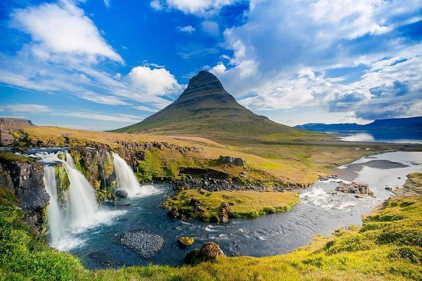 Island - Halbinsel Snæfellsnes