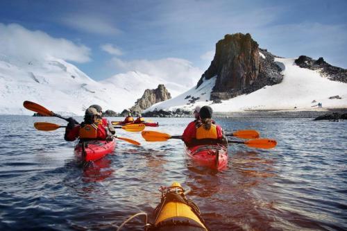Kayak Programm