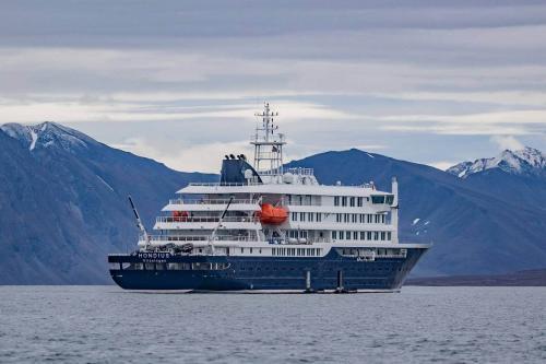 HONDIUS in Spitzbergen
