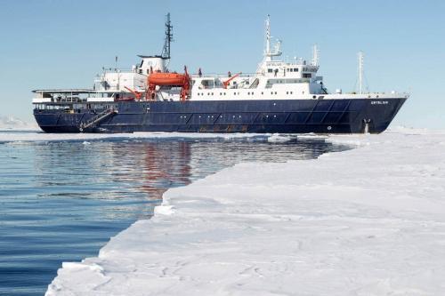 ORTELIUS im Ross Meer
