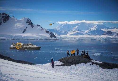 Ultramarine - Antarktis